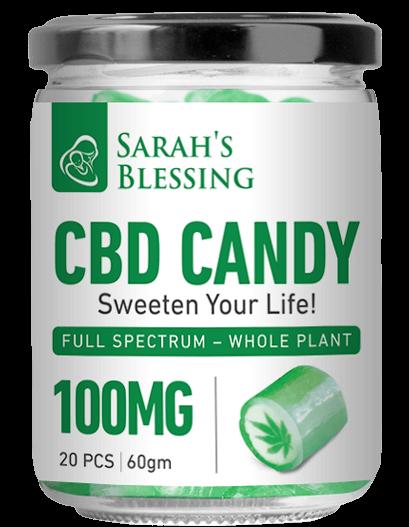 CBD-Bonbons 100mg