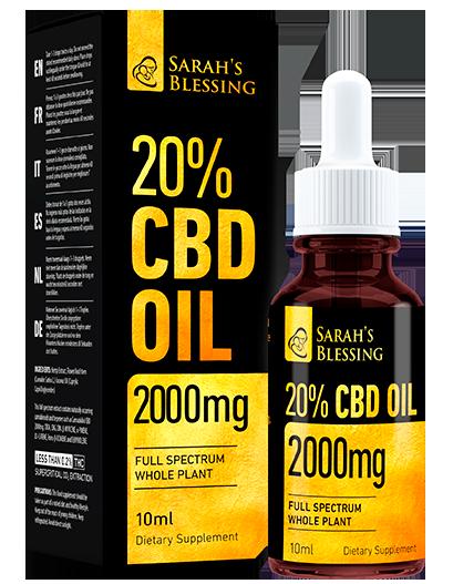 20% CBD-Öl 2000mg