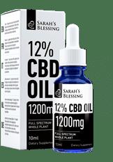 12% CBD-Öl 1200mg